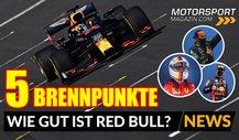 Formel 1, Silverstone: Ferrari-Comeback? Red Bull im Aufwind?