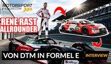 Formel E, Berlin: Audi-Star Rene Rast im Exklusiv-Interview