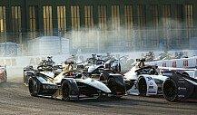 Formel E 2020 Berlin, Rennen 3: Max Günther gewinnt Heimrennen
