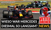 Formel 1, Verstappen schlägt Mercedes: Wie war das möglich?