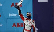 Formel E 2020 Berlin, Rennen 5: Rene Rast erobert Podium