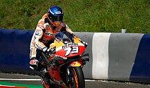 MotoGP: Drohne gegen Marquez: Spektakuläre Bilder in Spielberg