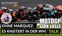 MotoGP-Talk: Warum die WM ohne Marquez Kopf steht