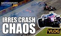 Formel 1: Das irre Crash-Chaos von Mugello erklärt