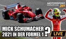 Mick Schumacher 2021 in der Formel 1?