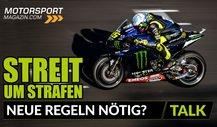 MotoGP-Talk: Streitthema Strafen - muss die MotoGP handeln?
