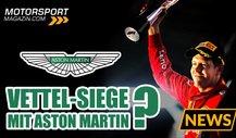 Formel 1 2021: Kann Vettel mit Aston Martin gewinnen?