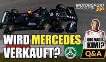 Formel 1, Q&A: Verkauft Mercedes sein F1-Team?