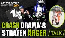 MotoGP Misano: Crash-Drama und Strafen-Ärger (Analyse)