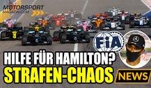 Formel 1: Will die FIA eine Hamilton-Sperre verhindern?