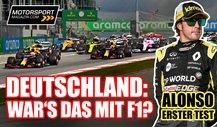 Formel 1 in Deutschland: Wie geht's weiter?