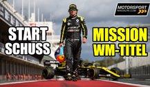 Formel 1 2021: Fernando Alonso - Mission WM-Titel beginnt!