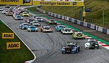 Gratulationen zum 200. Rennen - ADAC GT Masters