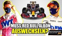 Formel 1 2021: Muss Red Bull Hülkenberg oder Perez holen?