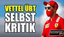 Formel 1: Vettel übt Selbstkritik nach Ferrari-Seuchensaison