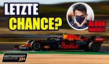 Albons letzte Chance in der Formel 1: Kommt danach Hülkenberg?