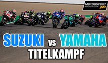 MotoGP-Analyse Aragon: Titel-Duell nun klar - Suzuki vs Yamaha