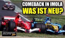 So funktioniert das neue Formel 1 Wochenende in Imola!