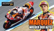 MotoGP-Talk: Wird Marquez 2021 wieder zu alter Stärke finden?