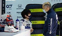 Neuer Formel-1-Pilot Yuki Tsunoda: Behind the scenes