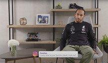 Video - Formel 1: Kein Mercedes! Das ist Hamiltons Traumauto