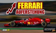 Gelingt Ferrari das Formel 1-Wunder 2020?