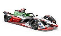 Formel E: Alle Audi-Rennwagen 2014-2021 auf einen Blick