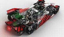 Formel E 2021: Audis neuer E-Motor im Detail erklärt
