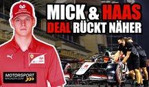 Mick Schumacher: Formel 1-Deal steht kurz bevor!