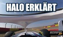 Technik erklärt: Formel-1-Cockpitschutz Halo im Detail