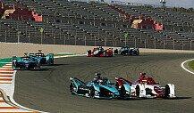 Formel E 2021 Valencia: Livestream zum 1. Training heute