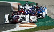 Formel E 2021: So sehen die neuen Rennautos aus