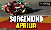 MotoGP: Warum Aprilia Jahr für Jahr hinterherhinkt