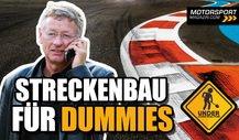 Hermann Tilke im Interview: Formel 1-Streckenbau für Dummies