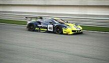 Valentino Rossi fährt GT-Rennen in Bahrain: Teil 2