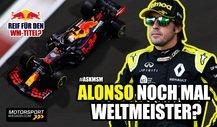 Formel 1 Q&A: Kann Alonso noch mal Weltmeister werden?