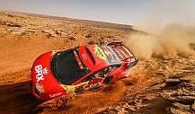 Dakar 2021: So lief die 8. Auto-Etappe