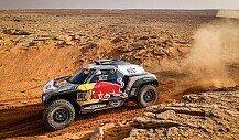 Dakar 2021: So lief die 9. Auto-Etappe