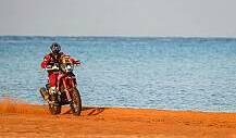 Dakar 2021: So lief die 9. Motorrad-Etappe