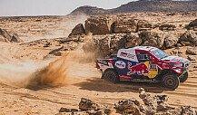Dakar 2021: So lief die vorletzte Auto-Etappe