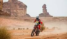 Dakar 2021: So lief die 10. Motorrad-Etappe