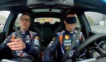 WRC: Hyundai-Pilot Sordo fährt mit verbundenen Augen
