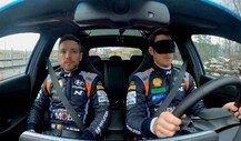 WRC: Hyundai-Pilot Neuville fährt mit verbundenen Augen