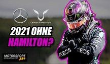 Formel 1 2021: Trennen sich Hamilton und Mercedes?
