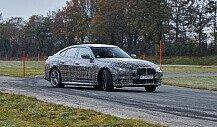 BMW i4: Letzter Feinschliff vor der Weltpremiere