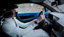 Formel 1, Ocon mal anders: Rallye Monte Carlo im Alpine A110S