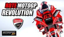 MotoGP-Revolution: Ducati startet in eine neue Ära