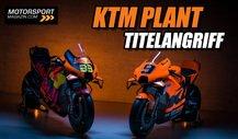 MotoGP: Warum KTM 2021 auf Nummer sicher geht
