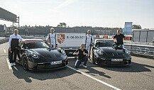 Porsche 911 GT3 knackt 7-Minuten-Marke auf der Nordschleife