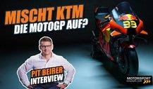 Mischt KTM 2021 die MotoGP auf? Pit Beirer im Talk